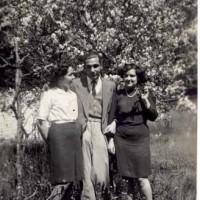 Primo, Lina e Laura: i tre fratelli