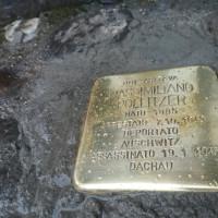 Cerimonia di posa della pietra a Colorno
