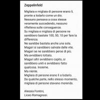 Alessia Fontini, Liceo Romagnosi