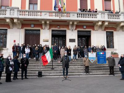 27.1.21 - Liceo classico Romagnosi