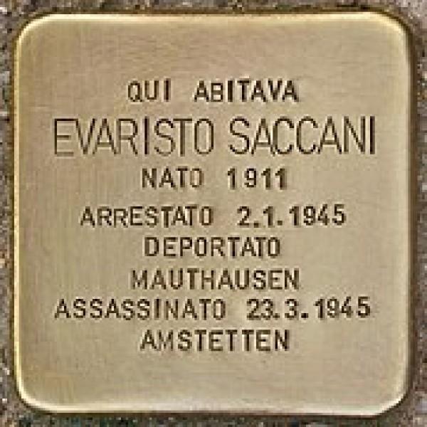 Evaristo Saccani